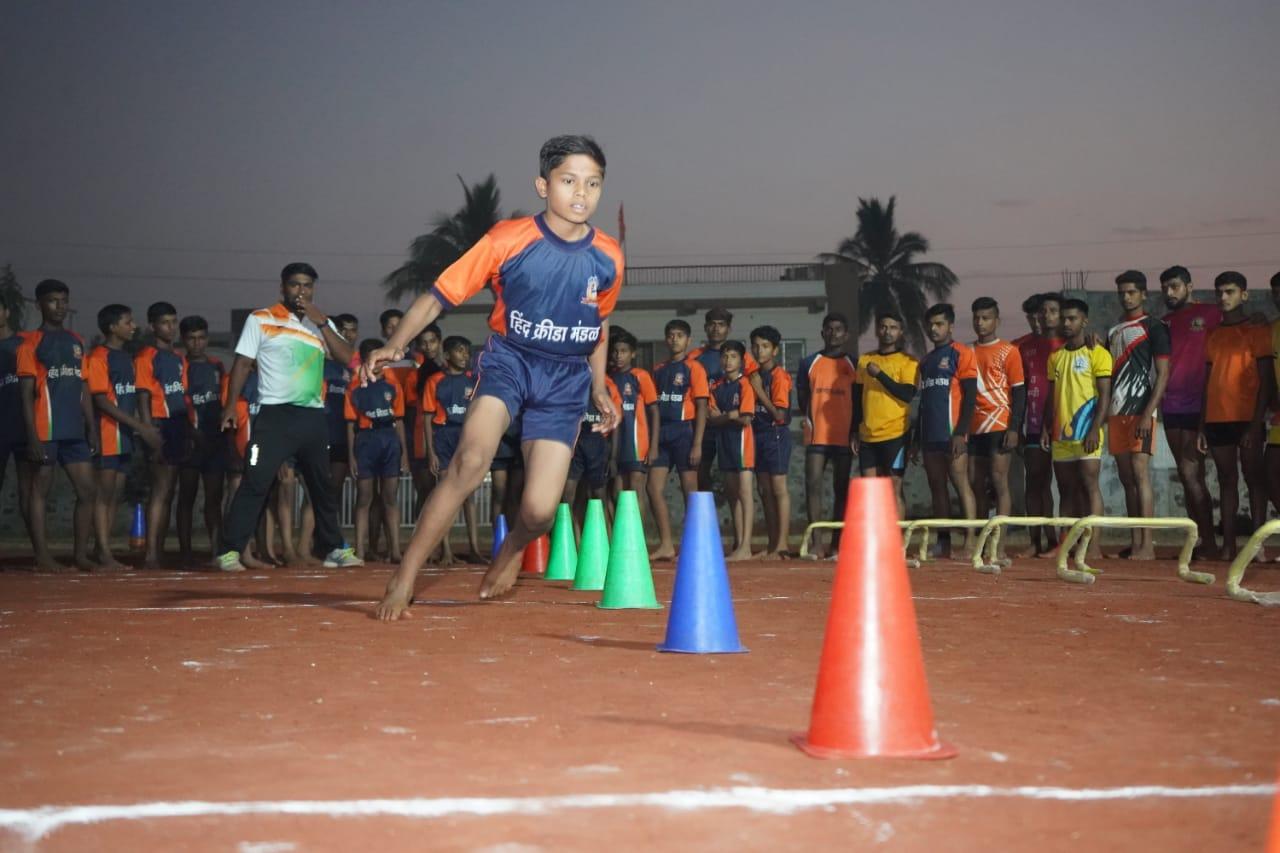 Sharda Kabaddi Academy
