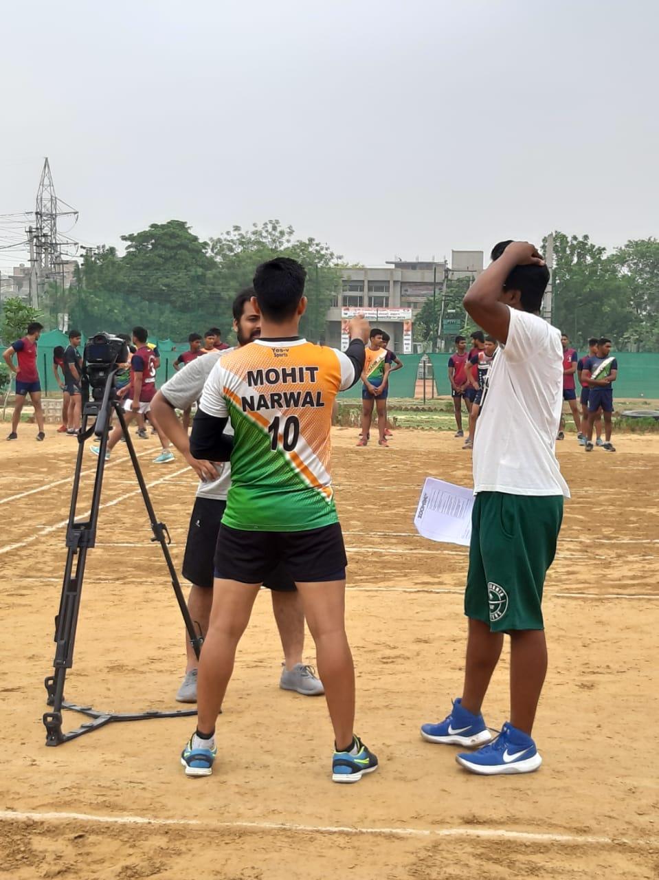 Mohit Narwal Kabaddi Academy