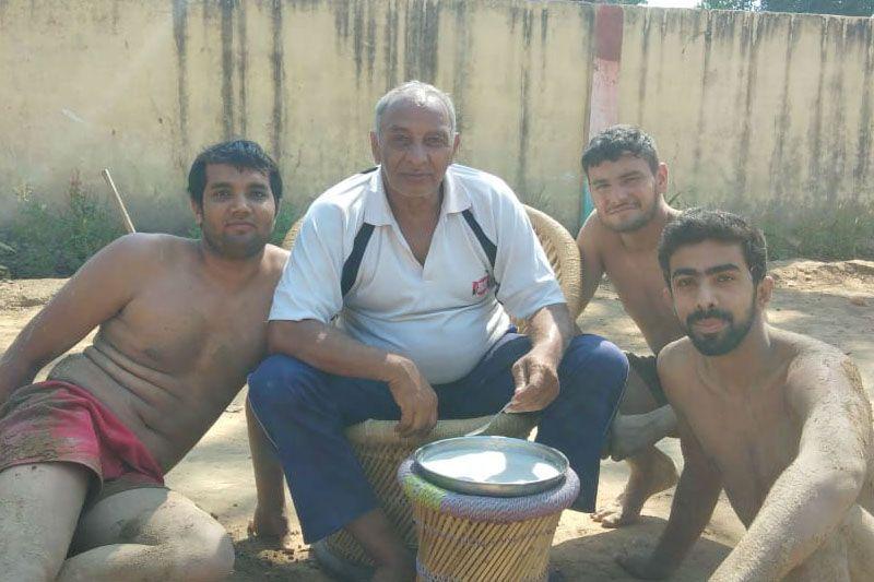 Sharda Jan Kalyan Kabaddi Gurukul