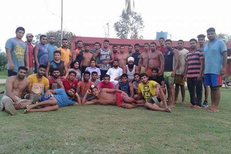 Kabaddi Sports Center