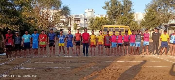 Dhakad Sports Academy Bhilwara