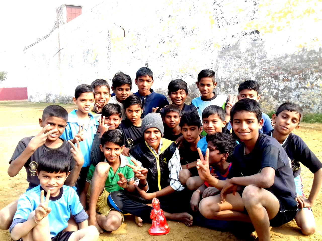Sainik Vatika Kabaddi Academy