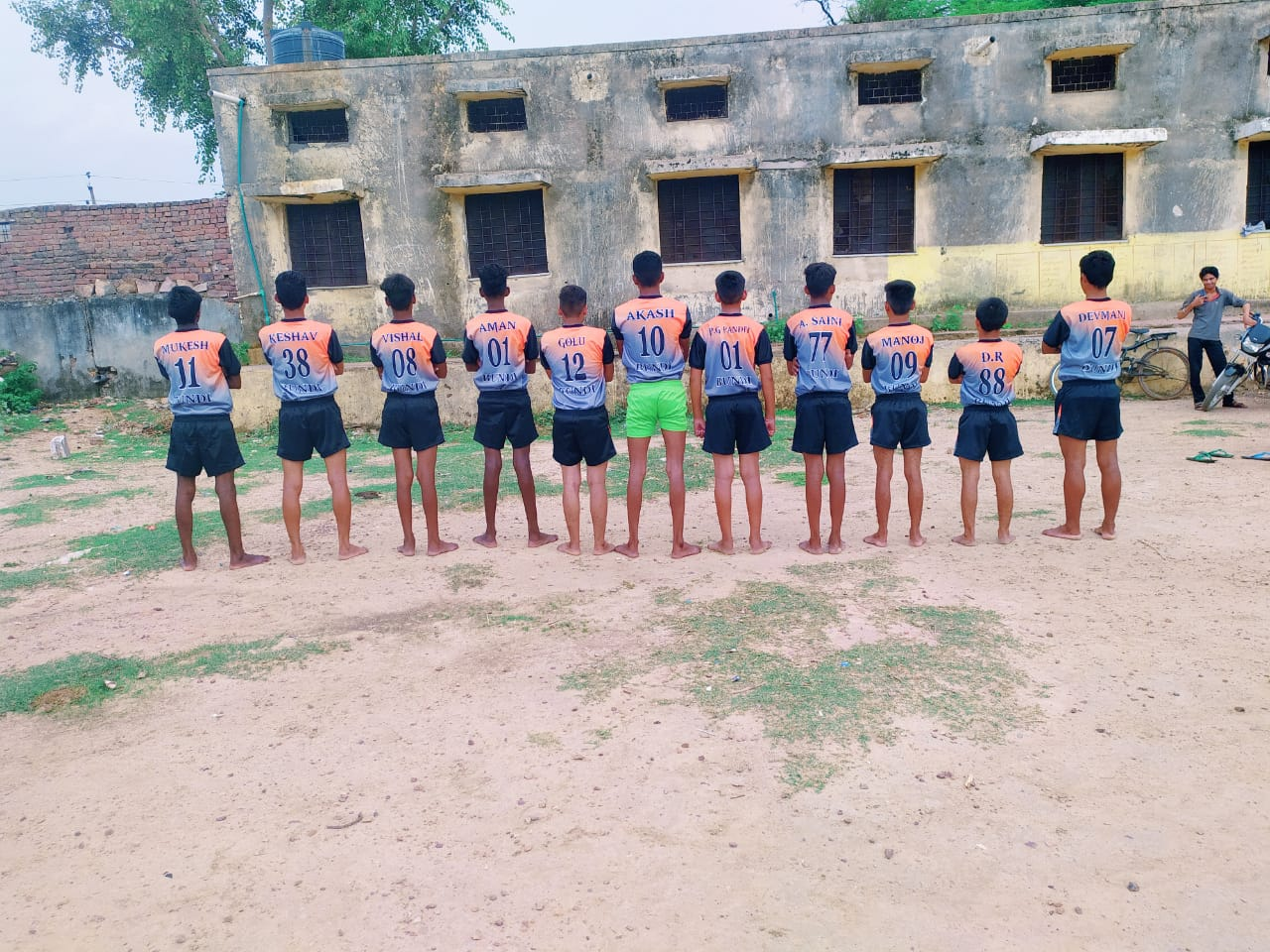 Dev Sports and Defence Academy