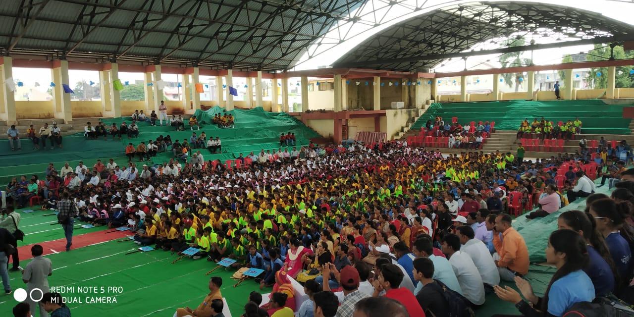 Ujjain Corporation Mahananda Kabaddi Club