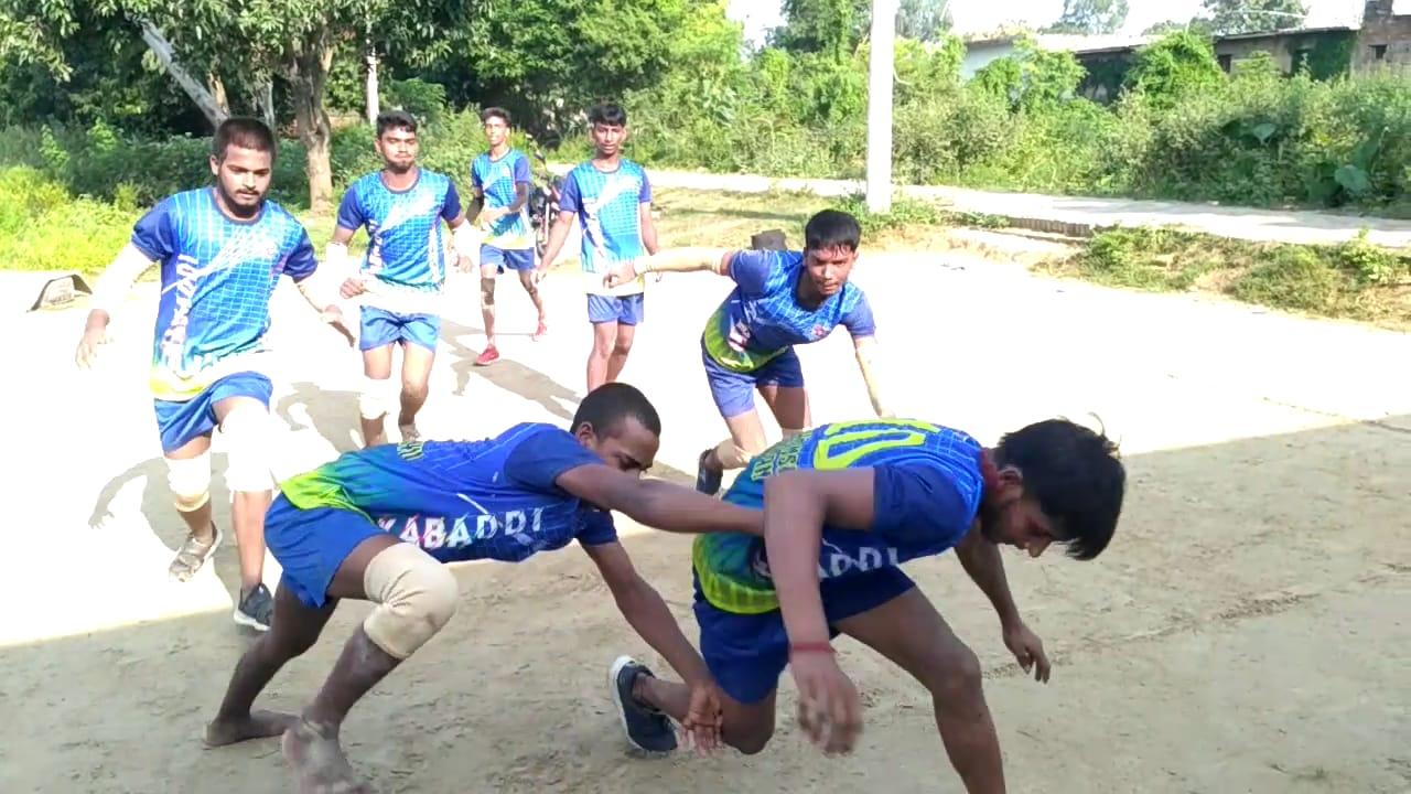 M. K Kabaddi Academy