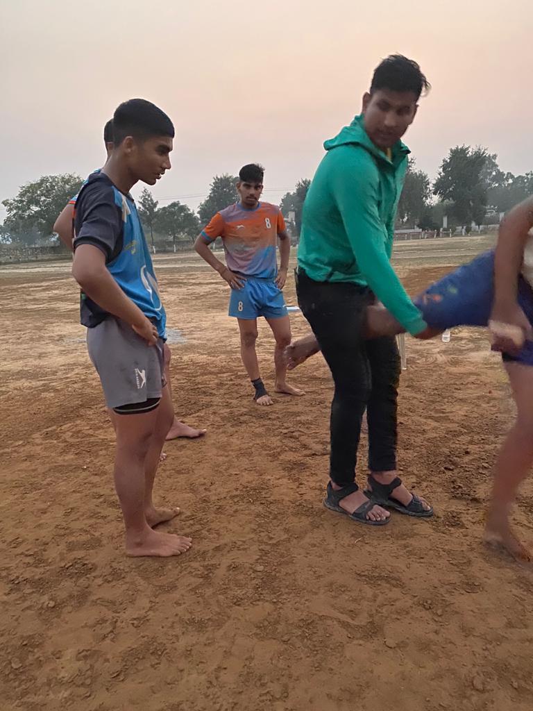 Deenbandhu Sir Chhotu Ram Kabaddi Academy