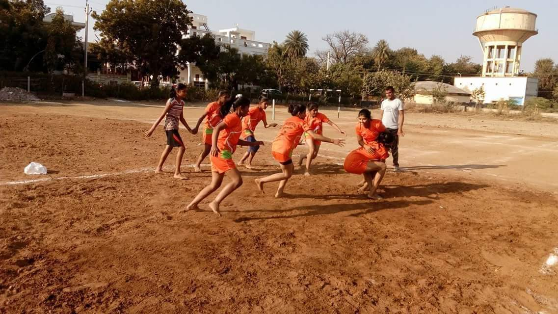 Dhakad Sports Academy Kekari