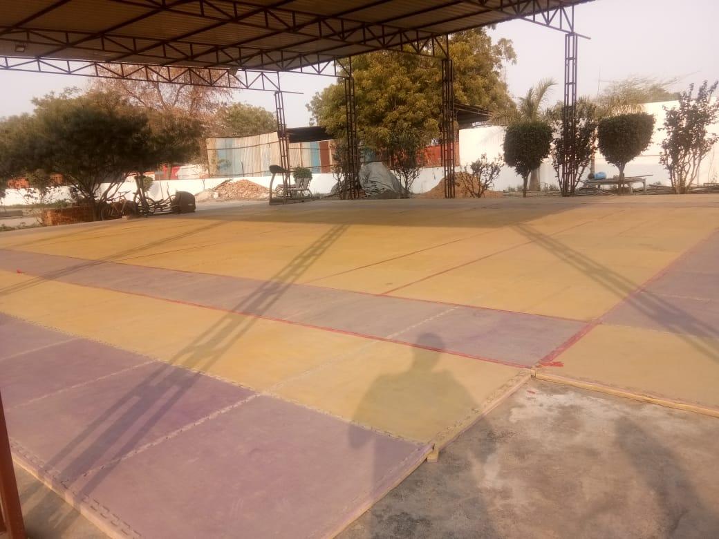Warriors Arena Kabaddi Academy