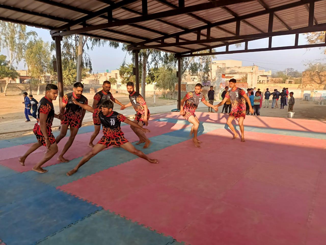 Bhaini School