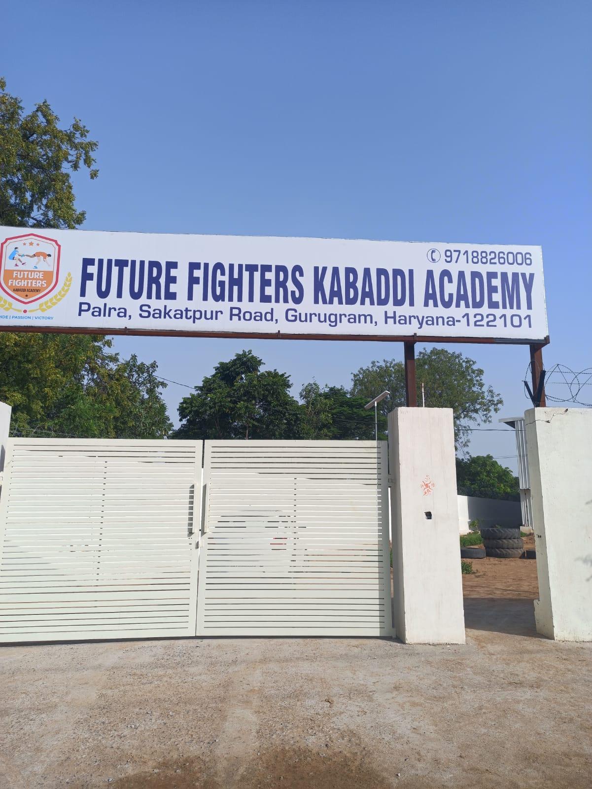 Future Fighters Kabaddi Academy